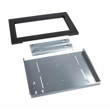 See Details - 30 in. Microwave Trim Kit - Black