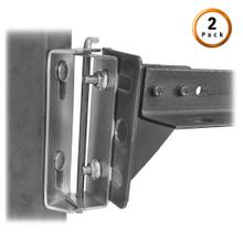 View Product - Bed Frame Swing Hinge (Style # 67) Pair for Split King Beds, 2-Pack