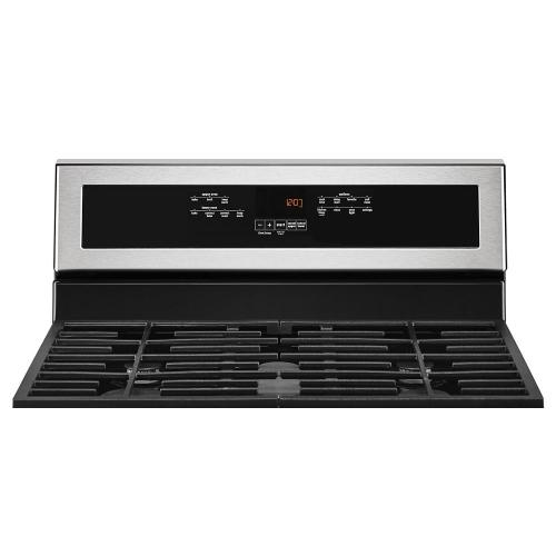 Gallery - 30-INCH WIDE DOUBLE OVEN GAS RANGE WITH TRUE CONVECTION - 6.0 CU. FT.