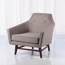Edward Lounge Chair-Candid Gibraltar