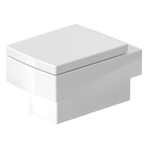 Duravit - White Vero Toilet Wall-mounted