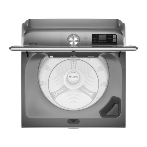 Maytag - Smart Capable Top Load Washer with Extra Power Button - 5.2 cu. ft.