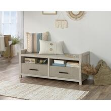 See Details - Entryway Bench in Chalked Chestnut