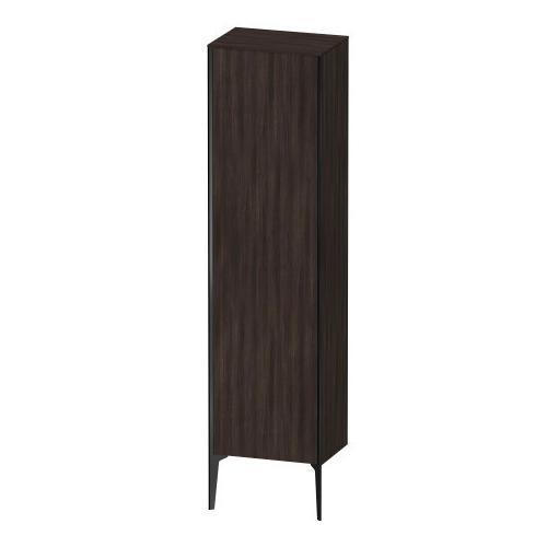 Duravit - Tall Cabinet Floorstanding, Chestnut Dark (decor)