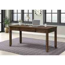 TEMPE - TOBACCO 65 in. Writing Desk