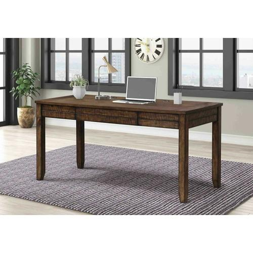 TEMPE - TOBACCO 65 in. Writing Desk
