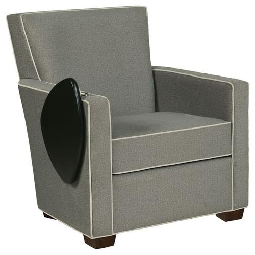 Fairfield - Craven Lounge Chair with Folding Tablet