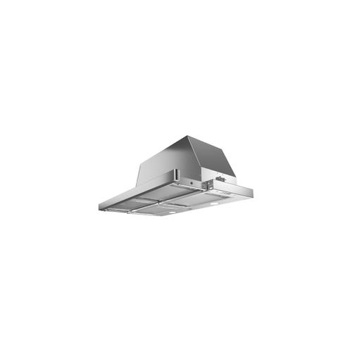 30 Telescopic Extension Visor Hood, 1 motor 600 CFM Stainless Steel