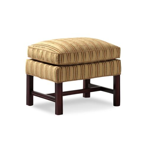 Jessica Charles - 804 CHIPPENDALE OTTOMAN