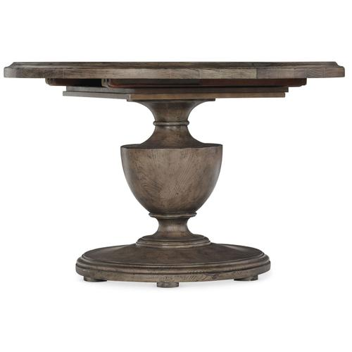 Dining Room Woodlands 48in Round Dining Table Base