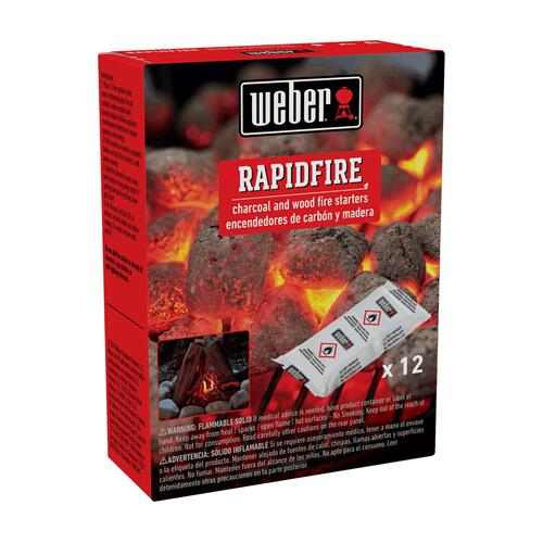 Weber - Weber Rapidfire Fire Starters