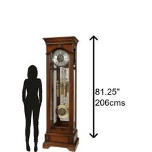 Howard Miller Alford Grandfather Clock 611224