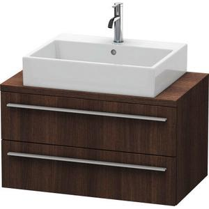 Vanity Unit For Console Compact, Chestnut Dark (decor)