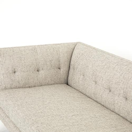 Four Hands - Lyon Pewter Cover Left Arm Chaise Configuration Kingsley Sectional