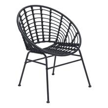 View Product - Cohen Dining Chair Black