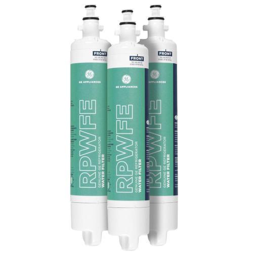 Gallery - GE® RPWFE REFRIGERATOR WATER FILTER 3-PACK