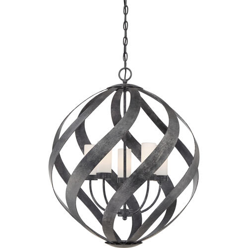 Quoizel - Blacksmith Pendant in Old Black