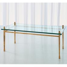 Product Image - Quad Pod Cocktail Table-Gold Leaf