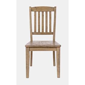 Carlyle Crossing Slatback Chair (2/ctn)