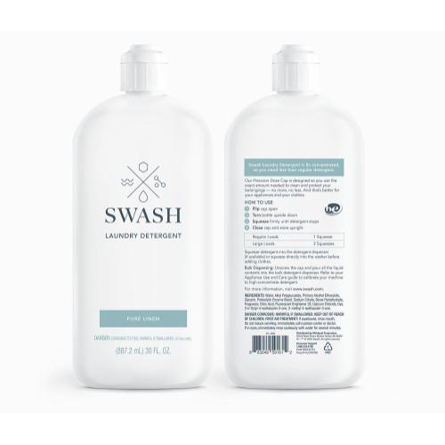 Maytag - SWASH® PURE LINEN LAUNDRY DETERGENT