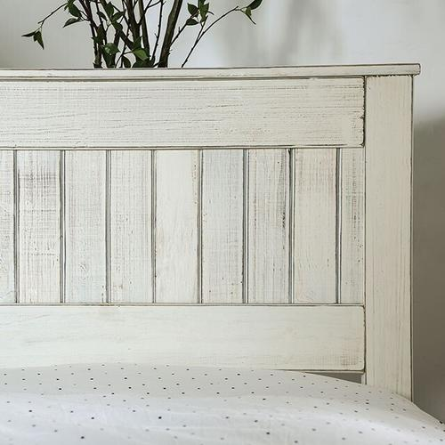Furniture of America - Full-Size Rockwall Bed