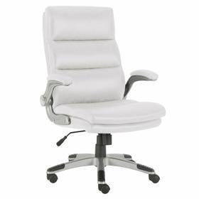 DC#317-WH - DESK CHAIR Fabric Desk Chair