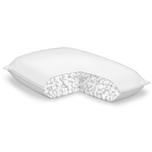 Sleep Plush Deluxe Hypoallergenic Fiber Filled Pillow, Standard / Queen