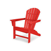 View Product - South Beach Adirondack in Sunset Red