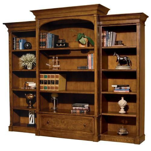 Hekman - 7-9104 office@home Urban Ash Bookcase