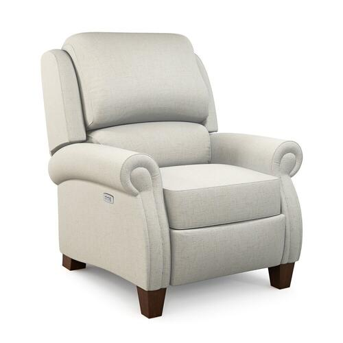Carleton High Leg Power Reclining Chair