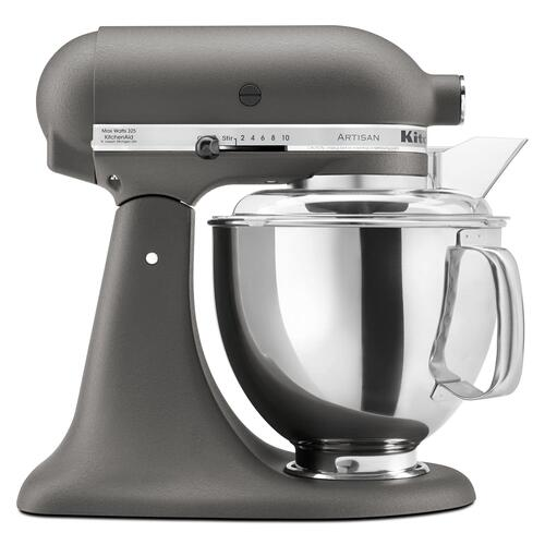 Artisan® Series 5 Quart Tilt-Head Stand Mixer Imperial Grey