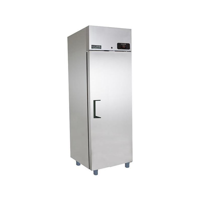 23 Cu Ft Refrigerator With Stainless Solid Finish (115v/60 Hz Volts /60 Hz Hz)