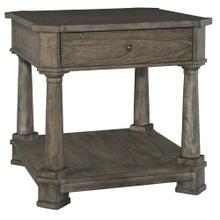 View Product - 2-3503 Lincoln Park Drawer Lamp Table