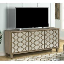 See Details - BENTLEY 66 in. TV Console