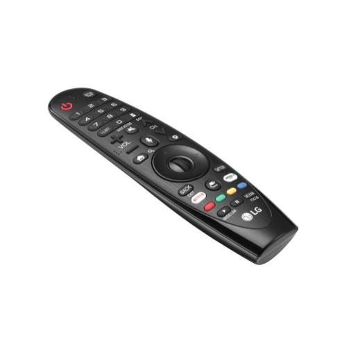 LG - Magic Remote Control with Voice Mate™ for Select 2017 Smart TVs