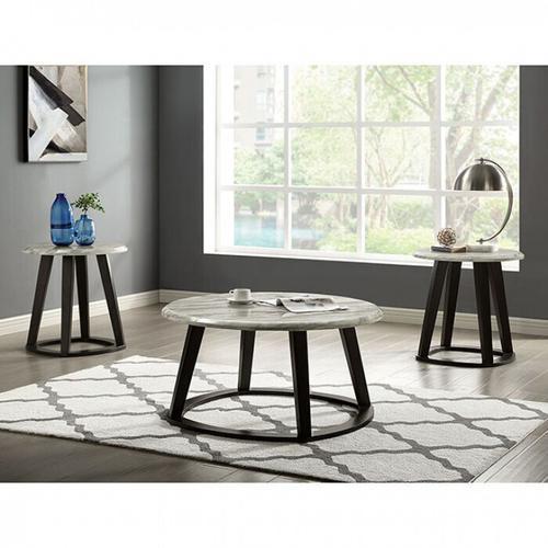 Gallery - Mariela 3 Pc. Table Set