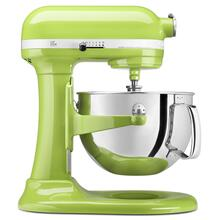Pro 600 Series 6 Quart Bowl-Lift Stand Mixer Green Apple
