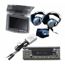 SV700, SD700, SIIR 1600, 2 Headphones, SIFM Modulator