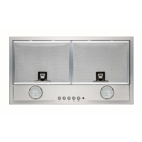 Broan® 20-1/2-Inch Custom Range Hood Power Pack, Stainless Steel, 500 CFM