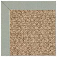Creative Concepts-Raffia Canvas Spa Blue Machine Tufted Rugs