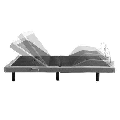 Malouf - M455 Adjustable Bed Base - split queen