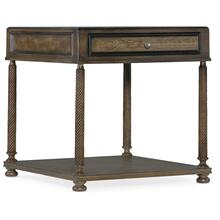 Living Room Vera Cruz Rectangular End Table