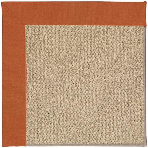 """Creative Concepts-Cane Wicker Canvas Rust - Rectangle - 24"""" x 36"""""""