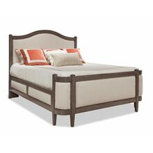 See Details - Queen Grand Upholstered Bed