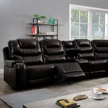Mariah Power Sectional w/ Recliner