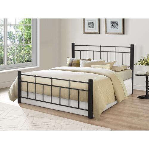 Mcguire Full Bed With Frame