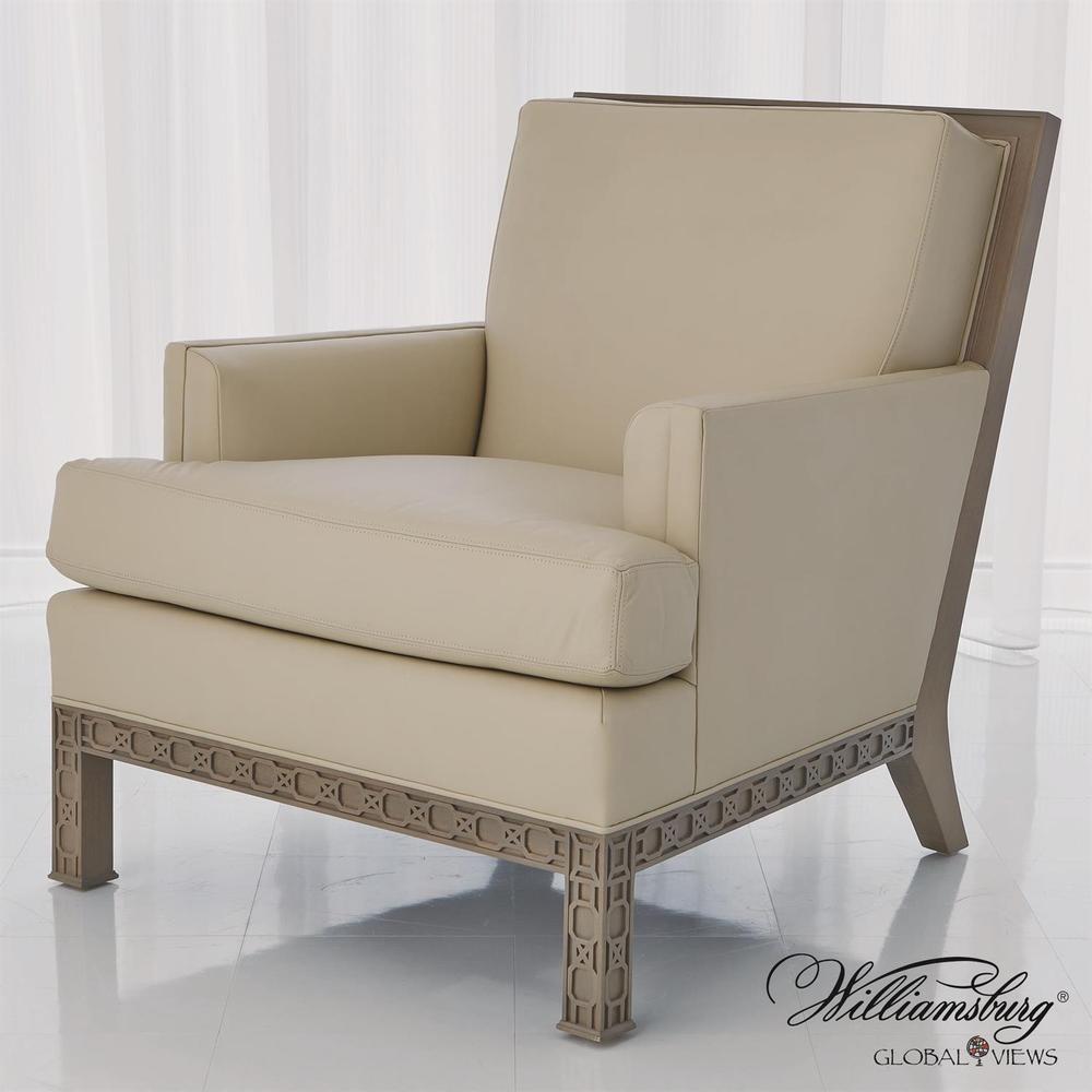 See Details - Dickinson Club Chair