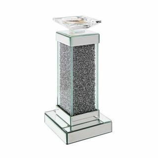 ACME Rekha Accent Candleholder (Set-2) - 97615 - Mirrored