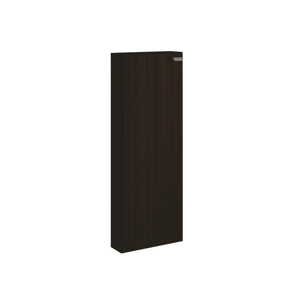 The Noa Shoe Rack Part Of Our Kd Collection In Black Wenge Melamine