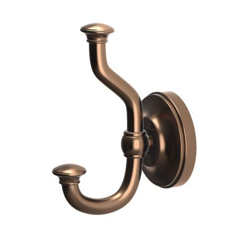 Tavern Robe Hook in Bronze